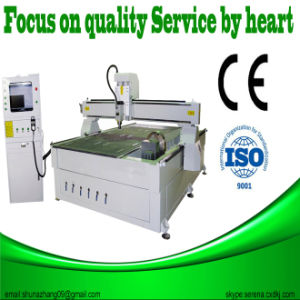 Easy Operation Factory Price 4axis Wood Carving Machine pictures & photos
