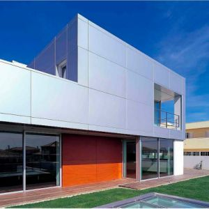 Exterior Wall Facade Material PVDF Aluminum Composite Panel ACP pictures & photos