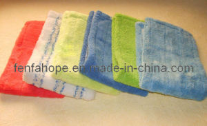 Microfiber Cleaning Mop Head (11MFF422) pictures & photos
