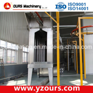 Complete Powder Coating Line with Automatic Pretreatment Process pictures & photos
