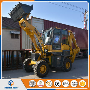 2016 New Design Backhoe Excavator pictures & photos