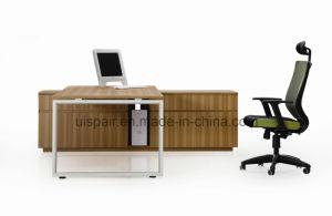 Uispair Modern High Quality MFC Cross Shape Staff Office Desk Workstation pictures & photos