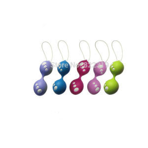 Smart Bead Ball Love Ball Virgin Trainer Kegel Balls pictures & photos