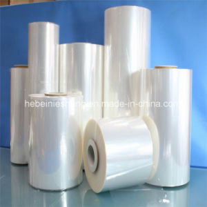 High Quality POF Shrink Film Roll / Polyolefin Film / Shrink Film pictures & photos