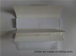 Popular King Size Slim Rolling Paper+Tips OEM Accepted pictures & photos