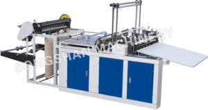 Single Line Cold Cutting Bag Making Machine pictures & photos