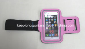 Fashionable Neoprene iPhone Armband, Neoprene Phone Case pictures & photos