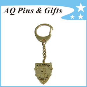 Key Chain with Soft Enamel (Key Chain-221) pictures & photos