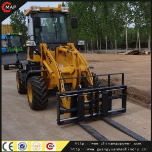 Zl10f China Zl-10 Wheel Loader with Bucket pictures & photos