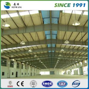 China Steel Structure Warehouse Manufacture pictures & photos