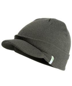 Gary Visor Beanie Hat Plain Knitted Headwear (XT-B013) pictures & photos