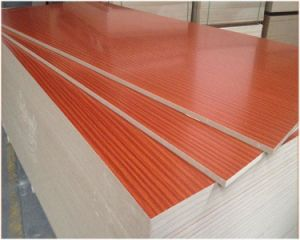 Melamine Colour MDF for Furniture pictures & photos