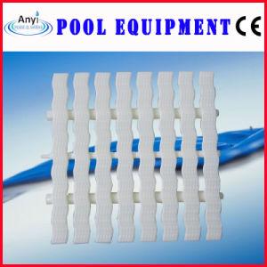 PPS Swimming Pool Overflow Anti-Slip Grating (KF746T-30)