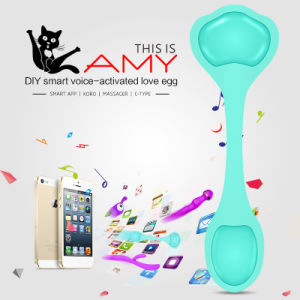 Smart APP Voice Multifunction Hot Portable Wireless Waterproof Vibrating Egg Sex Toys Adult Products pictures & photos