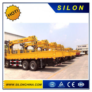 China New Condition Mobile Truck Mounted Crane Sales Sq12zk3q pictures & photos