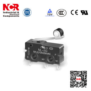 15A Miniature Micro Switch (NL-5G / NL-10G) pictures & photos