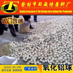 Al2O3 92% Alumina Ceramic Grinding Ball China Manufacturers pictures & photos