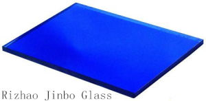 SGS 4mm-6mm Reflective Glass Coated Glass Energy Saving Glass (JINBO) pictures & photos