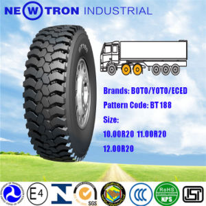 Cheap Price Boto Truck Tyre 11.00r20, Radial Truck Bus Tyre pictures & photos