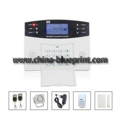 Home Alarm System, Intelligent Alarm System Anti-Theft Alarm System pictures & photos