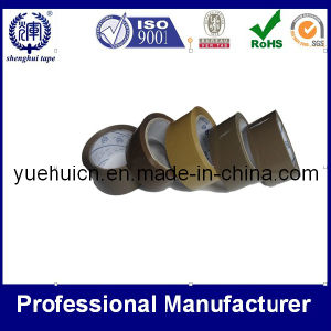 Brown Carton Sealing Packing Adhesive Tape with Customer′s Size pictures & photos