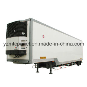 Corrision Resistant FRP Refrigerated Van pictures & photos