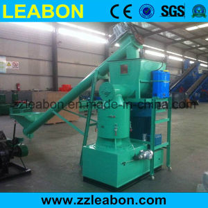 Flat Die Wood Pelletizing Machine pictures & photos