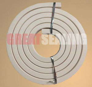 Sweet White Rubber Manlid Seal Gasket pictures & photos