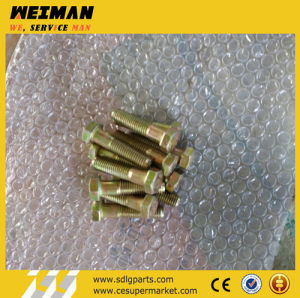 Xmga Liugong Sdlg Lw300ks Wheel Loader Spare Parts 805000411 Bolt M16X80 Bolt and Nut pictures & photos