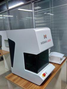 Lowest Price of Metal Fiber Laser Marking Machine (FM-P 30W) pictures & photos