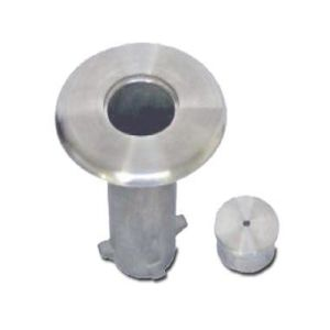 Stainless Steel Precision Casting Balustrade Rail Ground Post Holder (Handrail Fitting) pictures & photos