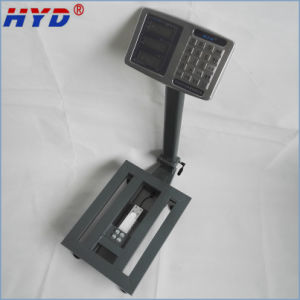 Haiyida Rechargeable Dual Powr Weighing Apparatus pictures & photos