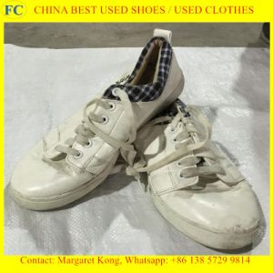 Best Qualtiy Cheap Wholesale Used Shoes (FCD-002) pictures & photos