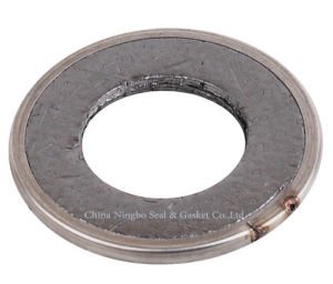 Reinforced Graphite Seal Gasket pictures & photos