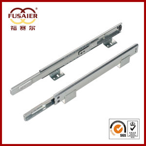 Furniture Hardware 27mm Keyboard Drawer Slide pictures & photos