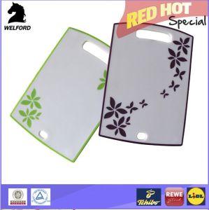 Hot Sale Hangable Anti-Slip Plastic Cutting Board Kitchen