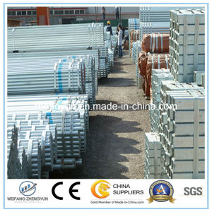 Fence Post Galvanized Steel Pipe From Made in China pictures & photos