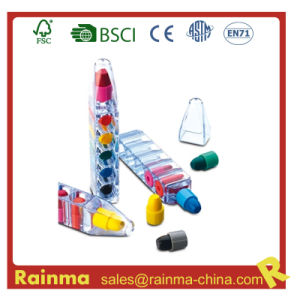 6 Color Crayon Pen for Promotional Gift pictures & photos