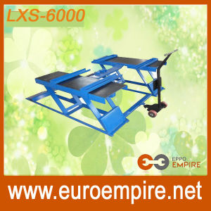 China Factory Ce Approved Good Price Scissor Car Lift pictures & photos