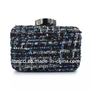 Lace Material Ladies Bag, Party Clutch Bag pictures & photos