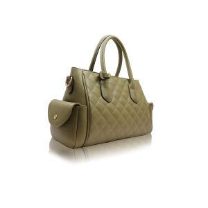 Leather Ladies Handbag (CL-S001) pictures & photos