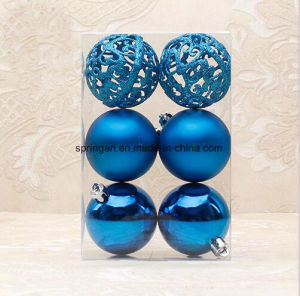 6cm Christmas Balls Decoration for Christmas Tree pictures & photos