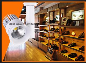 50W COB LED Track Lamp with CREE LED Chip and 3 Years Warranty pictures & photos