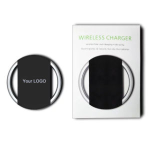 Universal Fast Wireless Charger for Mobile Phone pictures & photos