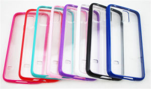 Mobile Cell Combo Hybird Cover for Samsung S5 pictures & photos