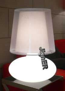 Hotel Bedside Glass Desk Light Lamp, Table Lamp pictures & photos