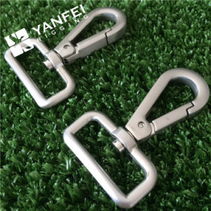Nickel Plated Alloy Steel Spring Snap Hooks pictures & photos