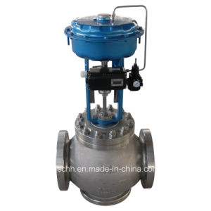Quick-Changeable High Pressure Single-Seated Control Valve K1501