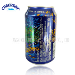 OEM Abv3.7% 330ml Canned Wheat Beer pictures & photos
