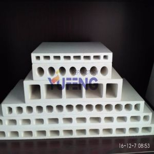 Extruded Batts / Cordierite Mullite/Sanitary Ware Kiln Furniture pictures & photos